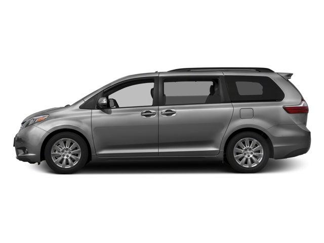 2017 Toyota Sienna Xle 8 Passenger Ralph Hayes Toyota Sku14537
