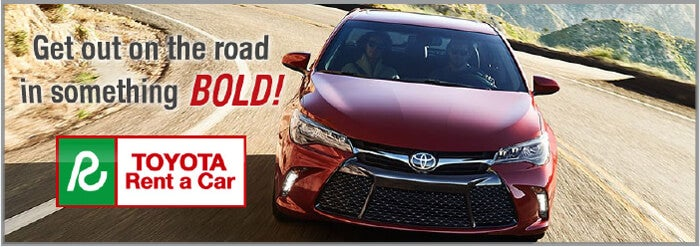 Ralph Hayes Toyota Rent A Car