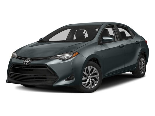 2017 Toyota Corolla Le In Anderson Sc Ralph Hayes