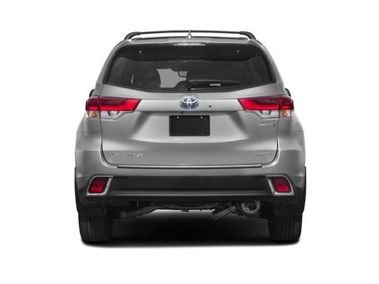17 Gallery Of 2019 Toyota Highlander Mpg For Redesign Auto Cars 2019