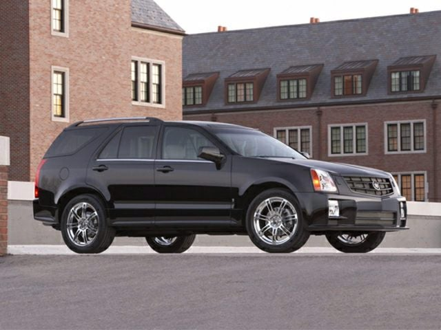 Used 2008 Cadillac SRX for Sale | Ralph Hayes Toyota in Anderson ...