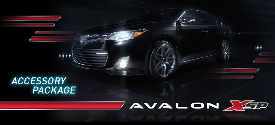 Avalon Xsp At Ralph Hayes Toyota